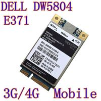 Wireless DW5804 4G LTE WWAN Mobile Broadband 01YH12 E371 PCI E 3G 4G Card