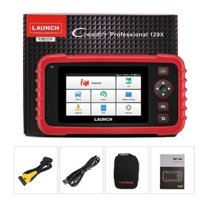 Image 5 - LAUNCH X431 CRP129X OBD2 Scanner OBDII Automotive Auto Code Reader OBD Diagnostic Tool ABS SRS Transmission Engine Oil/EPB/TPMS