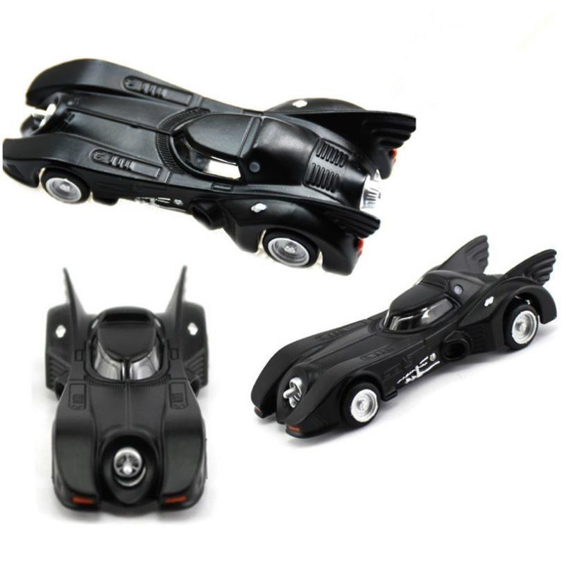 Children Kids Black Mini Marco Batman Car Model Discast Car Alloy ...