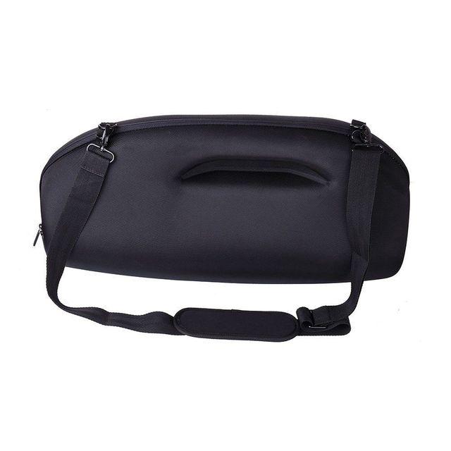 Hard Protective Case, Custom Speaker Protective Case for JBL Boombox Wireless Bluetooth Speaker   Black