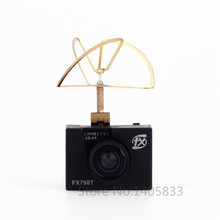 FX797T/ FX798T 5.8G 25mW 40CH AV Transmitter With 600TVL Camera For RC Quadcopter FPV Camera Drone