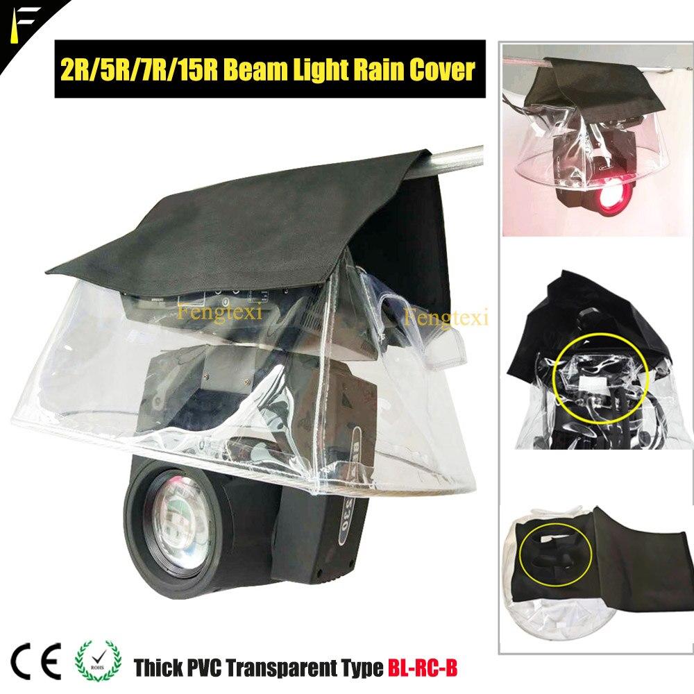 5R 7R 15R 17R 350w движущийся луч света непромокаемая крышка Накладка пальто уличная лучевая лампа дождливое покрытие