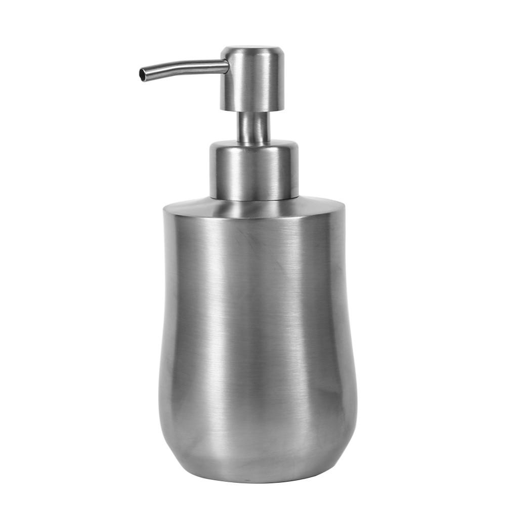 350 ml Cucurbitacées En Forme Liquide Savon Distributeur 304 En
