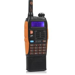 Image 2 - 2 sztuk 3800mAh baterii Baofeng GT 3TP Mark III 8W dwuzakresowy V/krótkofalowe uhf dwukierunkowe Radio krótkofalówka