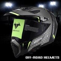 NEW The Female Male Racing Off Road Motorcycle Helmet Road Motorcycle Cylinder Full Highway Cross Helmet