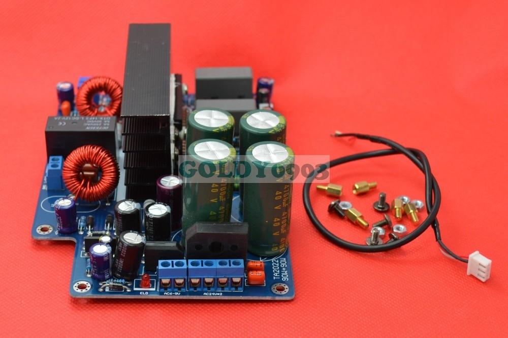 TA2022 dual channel digital Audio power amp board 5532 protection 90W*2 tda7294 lm3886 5 1 channel pure power amp board