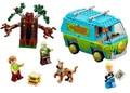 Bela 10430 Scooby Doo Mystery Machine Bus Minifigures Building Block Minifigure Toys Compatible With Legoe