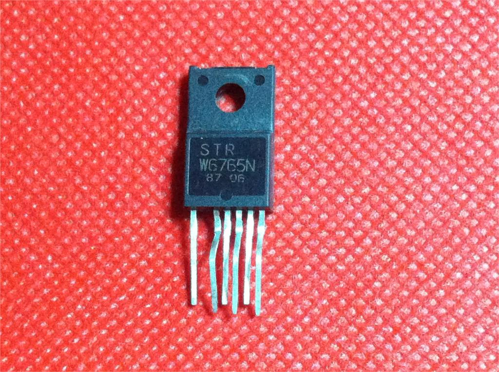 Str W6756 Pin Voltage