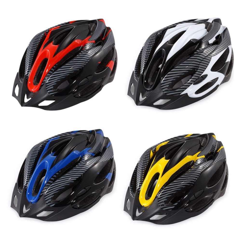 Safety Helmet Head-Cover Outer-Shell Bike Bicycle Foam Riding-Protective Integrated-Molding