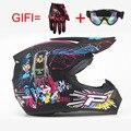 Frete grátis Top ABS motorcycleMotobiker Capacete Clássico capacete de corrida de bicicleta MTB DH motocross downhill capacete da bicicleta S M L XL