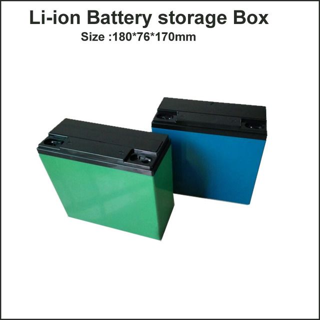 12V Lead acid battery storage Box or 12V Lithium Ion Battery case