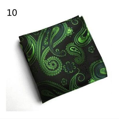 Pocket Square Suit-pocket-handkerchie Paisley