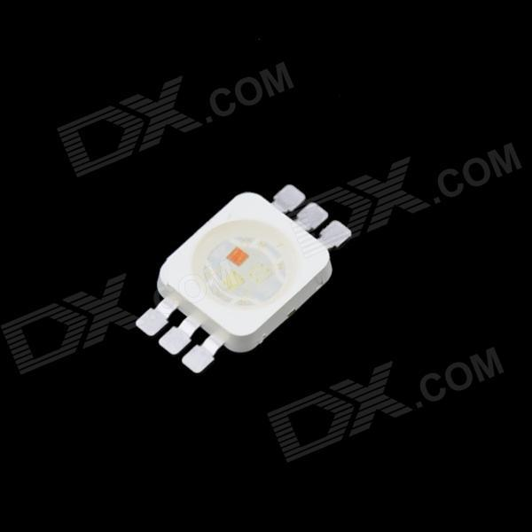 50pcs/lot DIY High Power 3W RGB LED Chip Beads Module Emitter Diode Free Shipping