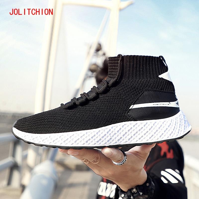 Men Casual Shoes Sock Sneakers