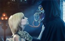Cuadros Dark Girl Monster Girls Women Fantasy Monsters Creature Creatures Bllod Creepy 4 Sizes Home Decor Canvas Poster Print