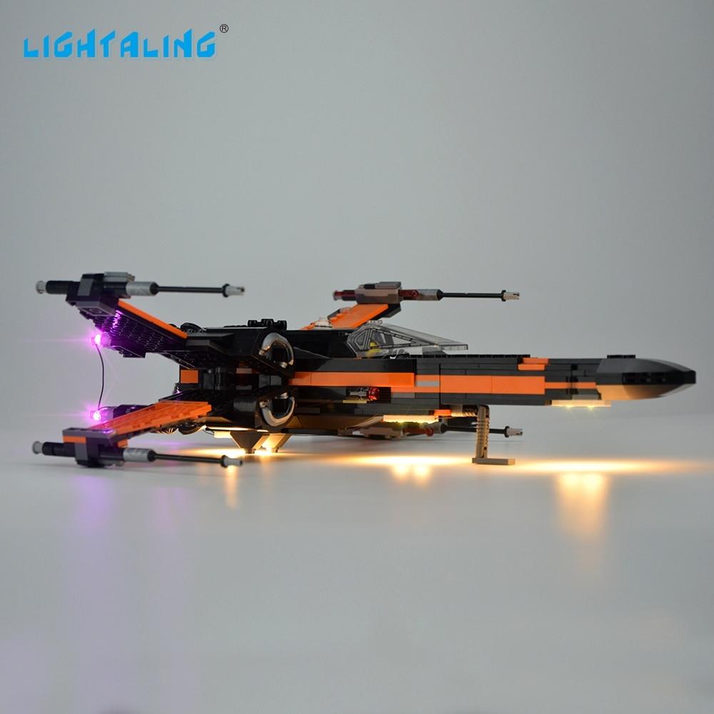 Lightaling Ensemble de lumières DEL Pour la célèbre marque 75102 - Concepteurs et jouets de construction - Photo 2