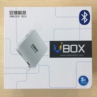 TV Box Ubox III IPTV Gen 3 S900 Pro 4K 32gb Smart TV Box HD Network