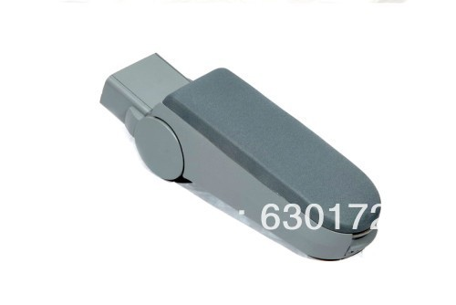 Center Console Armrest (Cloth Grey) For VW Volkswagen New Beetle