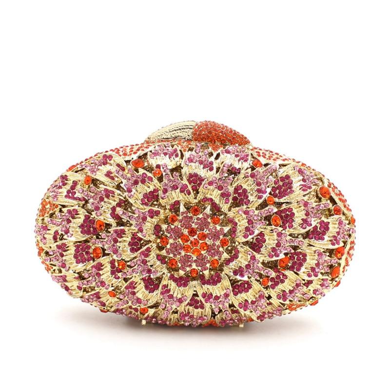 Embrayages Dîner Femmes Strass bags Sac Main D'embrayage Smyzh bags De Soir Bourse bags À Mariage e0320 Rouge Minaudière Les Bags Cristal Casual 6Sdw6Y