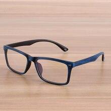 Praça Armações de Óculos Limpar Lens Quadro Óptico Óculos Armação de óculos  Armações de Óculos Das Mulheres Dos Homens De Imitaç. 3dc939883a