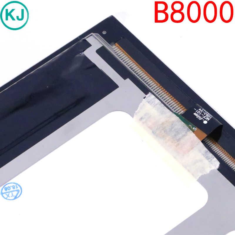 جديد B8000 LCD عرض تعمل باللمس محول الأرقام لينوفو اليوغا اللوحي 10 60047 LCD لوحة اللمس زجاج الاستشعار الجمعية