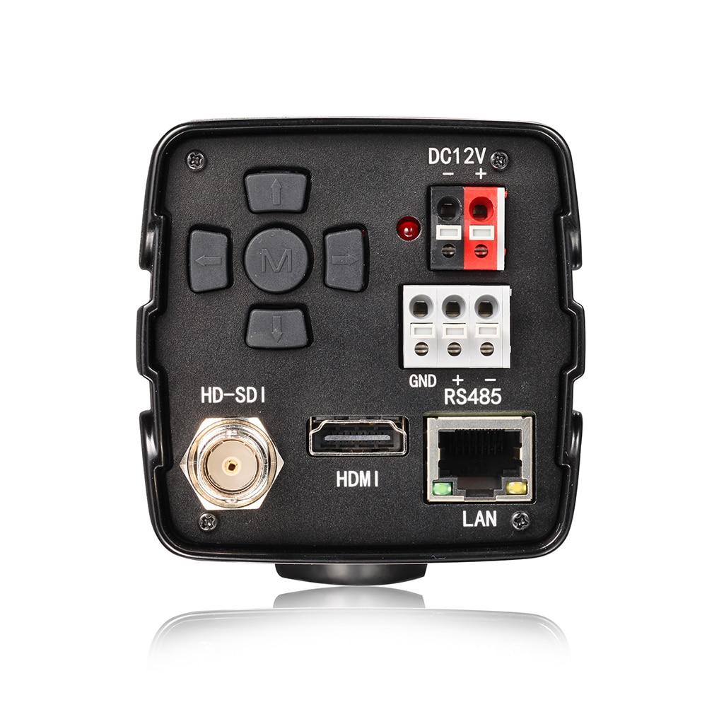 SDI IP Box Camera 2.0Megapixel 1080p 60fps Onvif 20X Zoom con salida - Seguridad y protección - foto 2