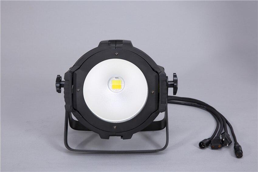HOT 200w led COB PAR White color COB led par lighting disco bar ktv night club led cob par wash light