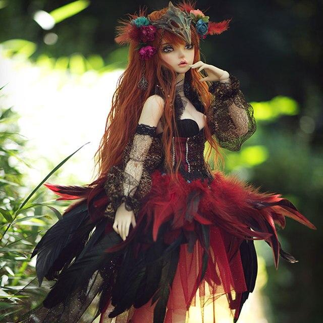 OUENEIFS Ria FairyLine60 Fairyland 1/3 bjd sd dolls model 3