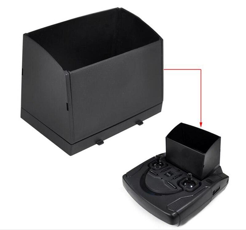 HUBSAN H501S Pro H107D H502S H901A remote control sunshied cover sun hood cap for HUBSAN H501S H107D H502S H901A drone accessori