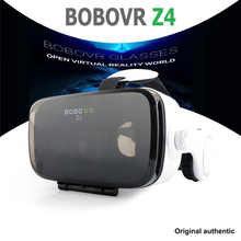 Virtual Reality Glasses BOBOVR Z4 with Gampad Upgraded Immersive 360 Viewing Movie Gaming 4.2-6.0 inch Smartphones VR Glasses