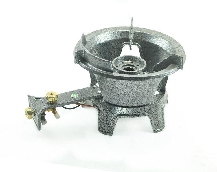 газ горелки кухни плита
