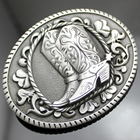 Vintage Silver  Belt...