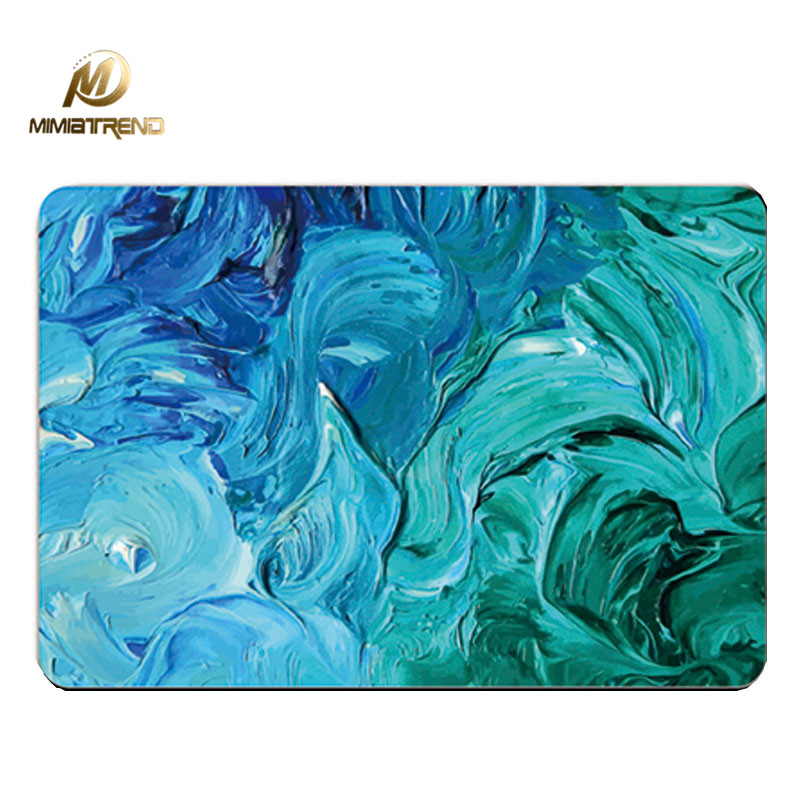 Mimiatrend Paint Protective Cover Vinyl Art Skin Sticker Sticker - Notebook accessoires