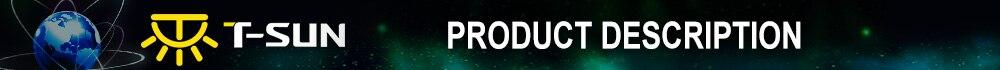 T-SUNRISE Solar Spotlight Paisagem Luzes Solares À