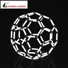 9 мм Карбон 60 модель C60 модель кристаллической структуры для студентов-химиков