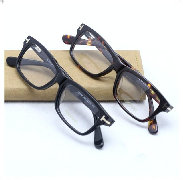 Venta caliente! Marca de moda full frame Anteojos ópticos TF5146 hombres y mujeres TOM tf Tablero Retro vidrios del marco Del Envío gratis