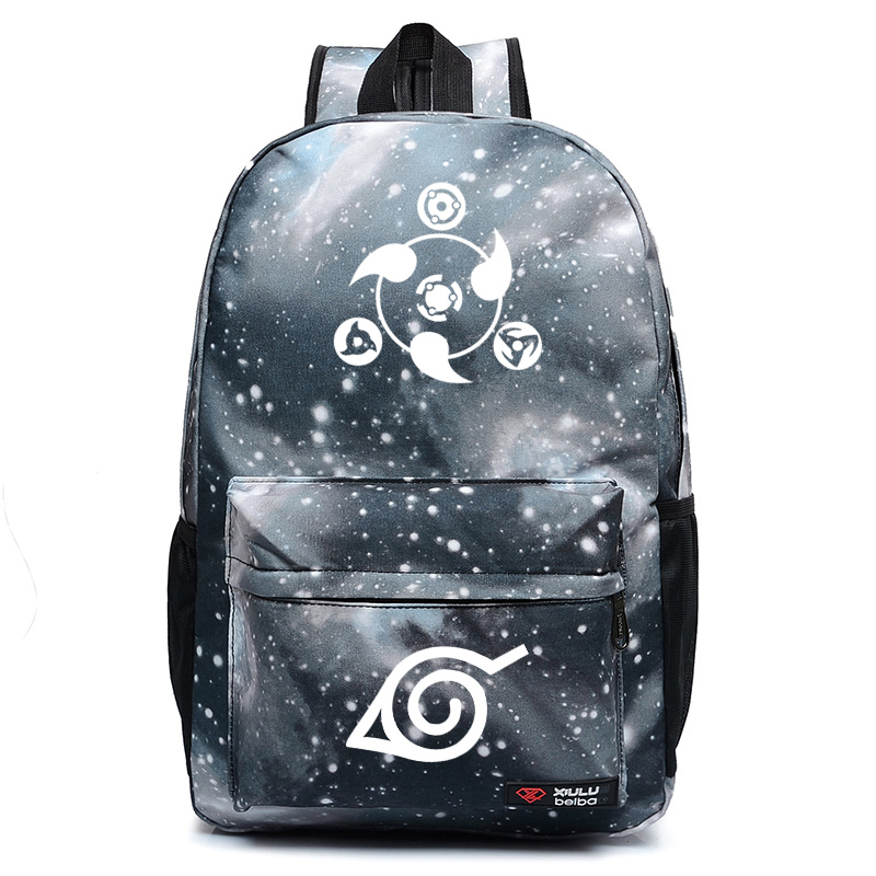 Anime Naruto Cosplay Male and female secondary school students nightclub couples anime casual canvas backpack birthday gift anime tokyo ghoul cosplay male and female students bag korean couples anime leisure pu leather backpack child birthday gift page 1 href
