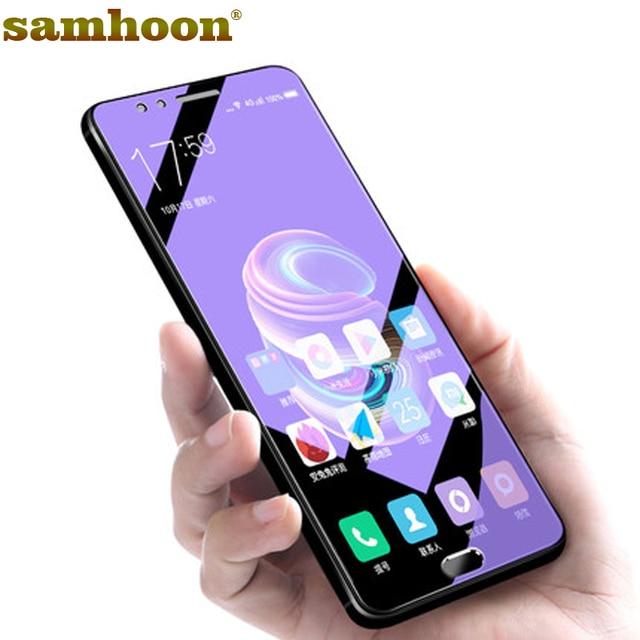 3a3b2b622 2PCS Anti Blue Light Tempered Glass For Xiaomi Mi Note 3 Note3 Screen  Protector for xiaomi redmi note note3 note2 9H glass film