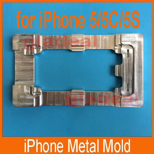 High Precision LCD Screen Separator Mold aluminium alloy Mould for Iphone 5 5C 5s Repair Refubish Machine high tech and fashion electric product shell plastic mold