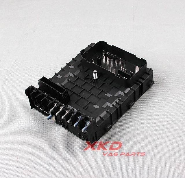 aliexpress com buy oem new relay fuse box board for jetta golf oem new relay fuse box board for jetta golf mk5 eos rabbit a3 seat skoda 1k0