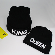 KNB010 Winter Cheap Men and Women Embroidery Knitted Hat Aut