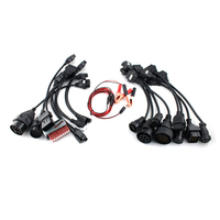 10pcs Car Cables And Truck Cables For CDP PRO Promotion Price Cables For CDP PLUS