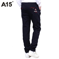 A15 Boys Pants Spring Autumn 2017 Kids Clothes Brands Boys Teenage Kids Pants Sports Casual Children