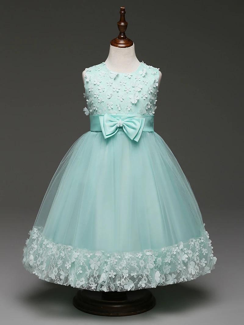 20 20 20 20 20 Years Old Clothes European Wedding Dress Girl Summer ...
