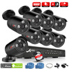 ANRAN P2P Plug And Play 1080P HD H 264 Array IR Outdoor Waterproof Day Night Security