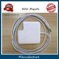 Высокое качество Для magsafe 60 Вт 16.5 В 3.65A адаптер питания зарядное устройство для apple Macbook pro A1330 A1344 A1278 A1280 A1342 A1181