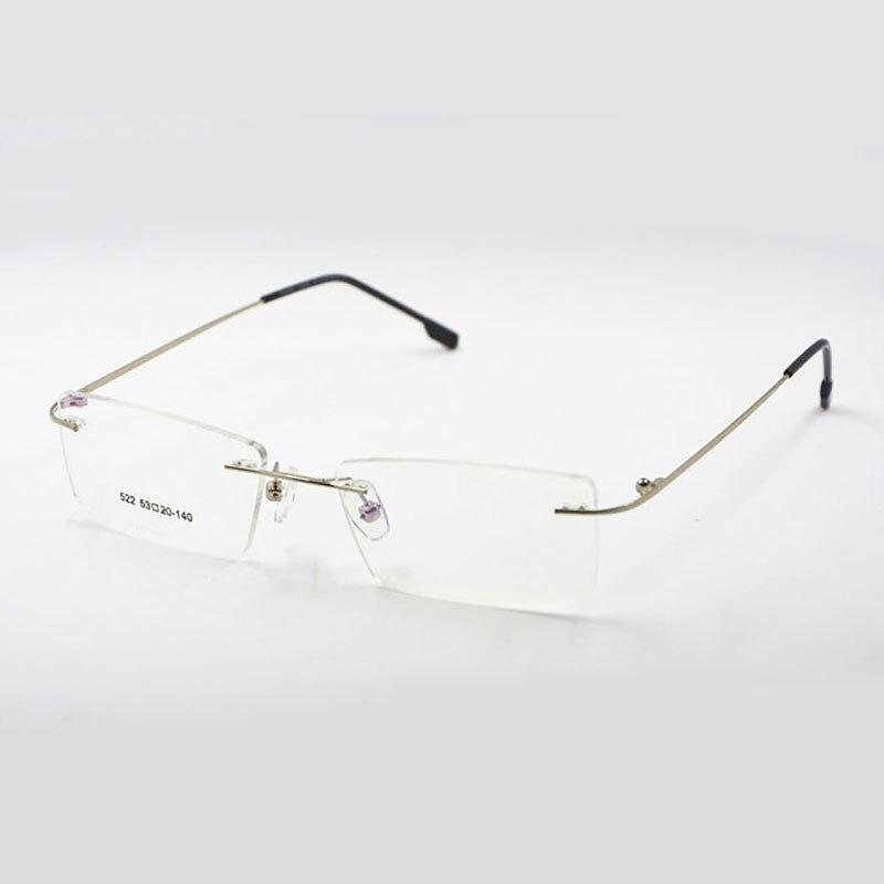 Reven Jate Titanium Memory Gafas sin montura con montura de lentes - Accesorios para la ropa - foto 3