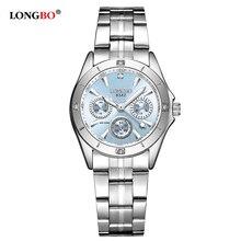 2018 Luxury Brand Women Watch Ladies Dress Wrist Watches Stainless Steel Analog Quartz Watch Waterproof Clock Relogio Feminino цена