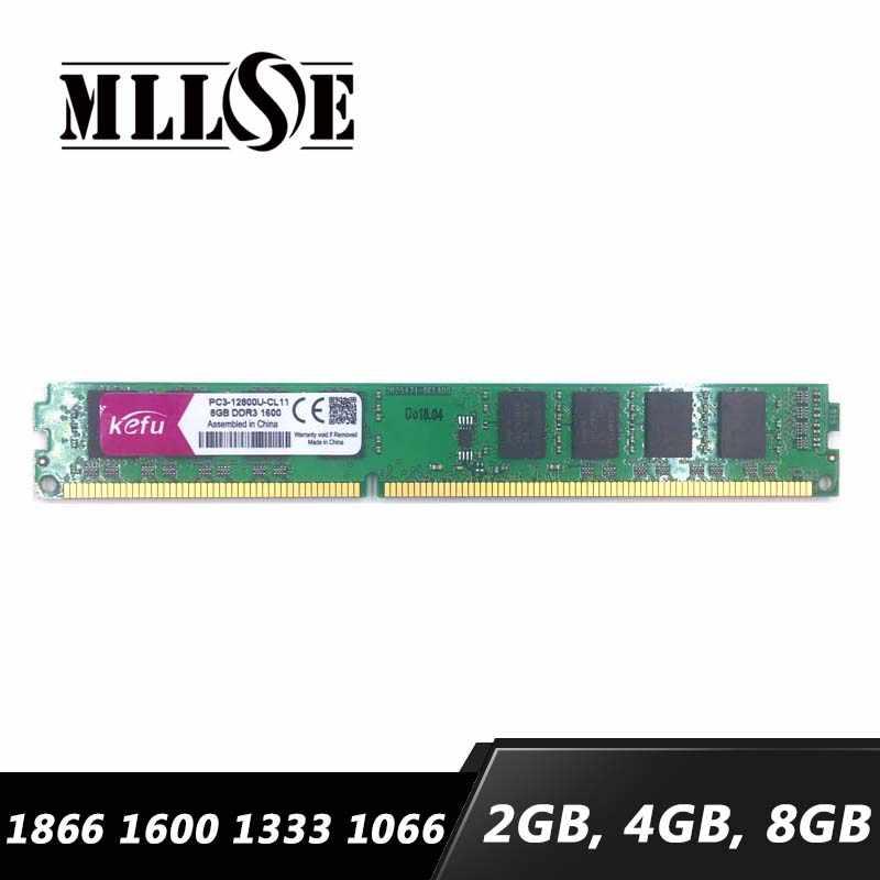 PARTS-QUICK Brand 8GB DDR3 Memory for Gigabyte GA-B75-D3V Motherboard PC3-12800 1600MHz Non-ECC Desktop DIMM RAM Upgrade