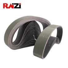 Raizi 3 шт. абразивный 3M шлифовальный ремень для нержавеющей стали шлифовальный/полировщик P800-2500